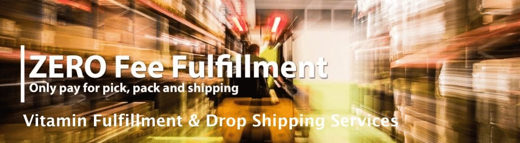 dropship supplements & supplement dropshippers