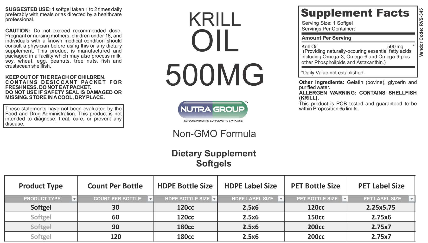 Private label krill oil supplements your company name for Private label motor oil manufacturer